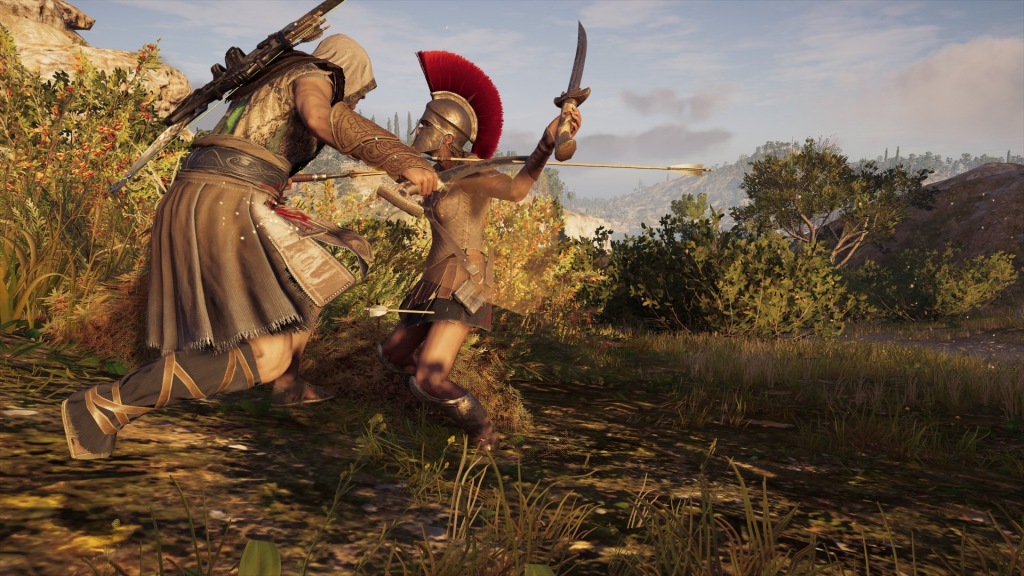 Assassins Creed Odyssey: The Ancient Greek, the Malaka